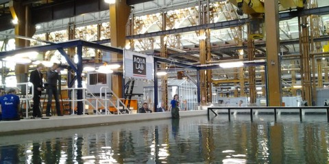 Aqua Lab | Rotterdam Mainport University